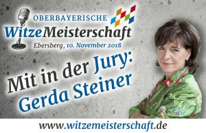 Gerda-Steiner-Oberbayern
