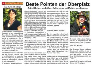 Beste Pointen der Oberpfalz