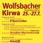 Wolfsbacher Kirwa