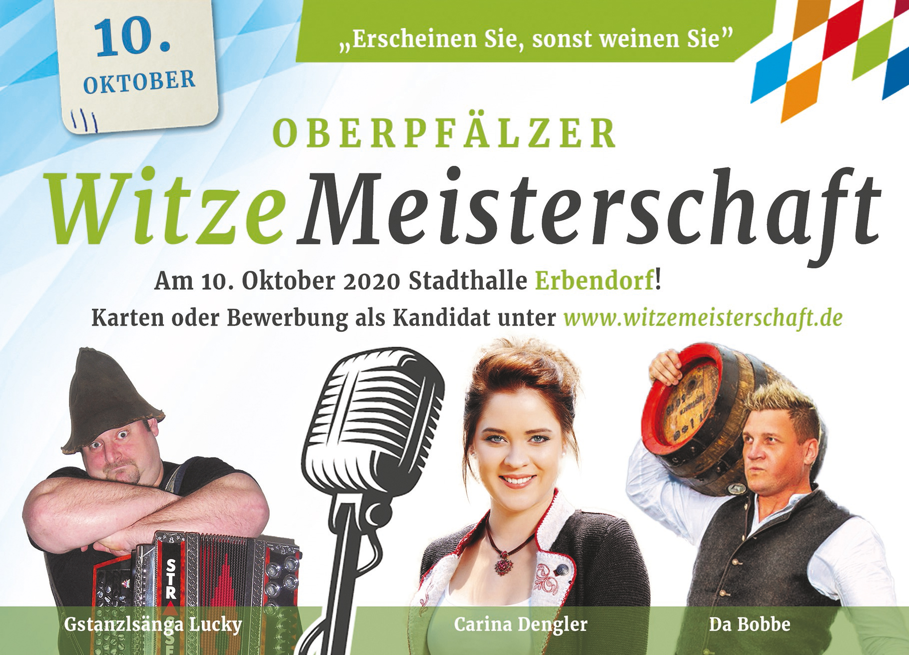 Witzemeisterschaft_Oberpfalz