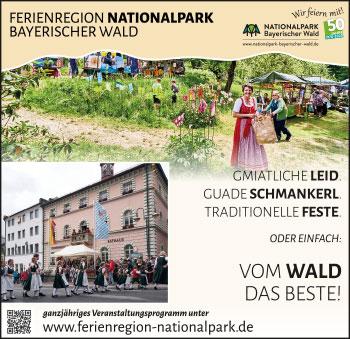 Ferienregion Nationalpark Bayerischer Wald